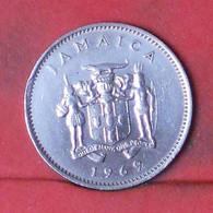 JAMAICA 10 CENTS 1969 -    KM# 47 - (Nº41676) - Jamaica