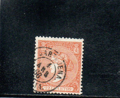ESPAGNE 1866 O - Used Stamps