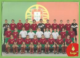 Portugal - Selecção - Equipa De Futebol - Football - Estádio - Stadium - Stade - Soccer