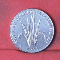 TIMOR 5 CENTAVOS 2011 -    KM# 2 - (Nº41688) - Timor