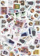 Slovaquie - Slovensko 0,500 Kg Zafarbenie Papier 2009-2019, Kiloware - Všetko V Eurách - Lots & Kiloware (mixtures) - Min. 1000 Stamps