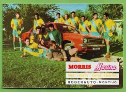 Montijo - Equipa De Futebol Do Clube Desportivo Do Montijo - Estádio - Publicidade - Football - Stadium - Stade Portugal - Soccer