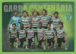 Lisboa - Equipa De Futebol Do Sporting Clube De Portugal - Estádio - Football - Stadium - Stade - Soccer