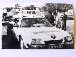 """Tour De France 1980 - Voiture Publicitaire """" BANANIA """" - Cycling"""