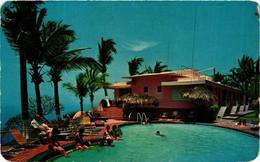CPM AK Hotel Los Flamingos MEXICO (647724) - México