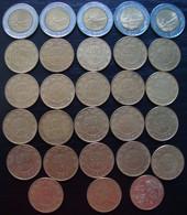 166 Monnaies D'Italie - Unclassified