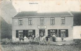 Belgique Villers La Ville Magasin Commerce Au Bon Marché E. Paques-Garin , Voir état Ci Dessous - Villers-la-Ville