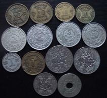 Lot De Monnaies Du Maroc - Morocco