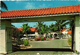 CPM AK Entrance Of Hotel Basi Ruti Palmbeach, ARUBA (629538) - Aruba