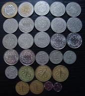Lot De Monnaies Etats De L'Afrique De L'ouest - Unclassified