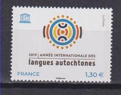 Año 2019 Nº 176 Lenguas Autoctonas - Mint/Hinged