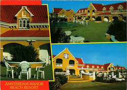 CPM AK The Amsterdam Manor Beach Resort ARUBA (645560) - Aruba