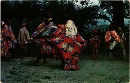 CPM AK Goajiros Baile De La Chichamaya VENEZUELA (648607) - Venezuela