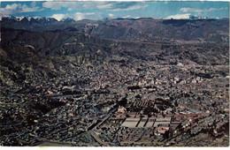 CPM AK La Paz-Bolivia Vista Panoramica Norte BOLIVIA (649132) - Bolivia