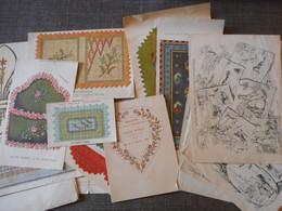 Suppléments La Poupée Modèle,  Journal Des Petites Filles 1898/1902 - Historische Documenten