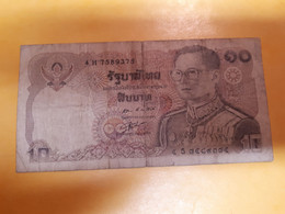 THAILAND 10 BAHT - Thailand