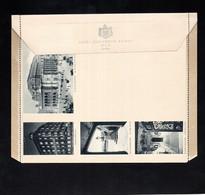 WIEN (AUSTRIA) -  Carte Lettre Illustrée Photos De WIEN - Entête  HOTEL ERZHERZOG RAINER - Unclassified