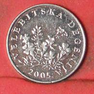 CROATIA 50 LIPA 2005 -    KM# 8 - (Nº41720) - Croatia