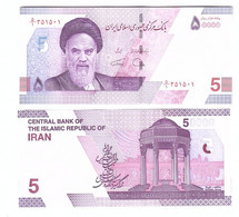 Iran - 50000 Rials 2020 UNC Lemberg-Zp - Iran