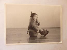 Bébé, Enfant  Sur Le Pôt - Collection Coup De Coeur - Tarjetas Humorísticas