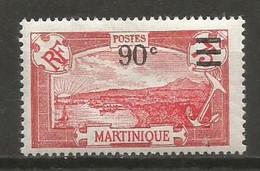 Timbre Colonie Française Martinique Neuf * N 114 - Nuovi