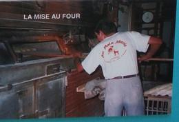 Petit Calendrier De Poche 1995 Boulanger Pâtissier  - La Mise Au Four - La Chapelle Sur Erdre Loire Atlantique - Big : 1991-00