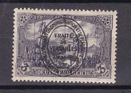 Allenstein - 1920 - Michel Nr. 28 - BPP Geprüft - Postfrisch - Coordination Sectors
