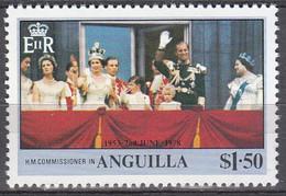 Anguilla 1978 Michel 315 Neuf ** Cote (2005) 0.50 Euro La Famille Royale Britannique - Anguilla (1968-...)