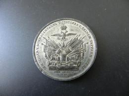 Medaille Den Siegern Von Sommacampagna Und Custozza - Graf Radetzky 1848 - Unclassified