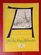 Heimatjahrbuch Kreis Ahrweiler 1963 Ahr - Calendars