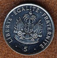 Haiti 5 Centimes 1997, KM#154a, Unc - Haiti