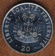 Haiti 20 Centimes 1995, KM#152a, Unc - Haiti