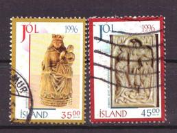 IJsland / Iceland / Island 860 & 861 Used (1996) - Gebraucht