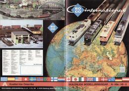 Catalogue ROCO 1979-80 N HOe HO O Schwedisch Ausgabe + Preis SEK - En Suédois - Andere