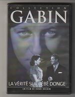SIMENON - FILM - La Vérité Sur Bébé Donge De Henri Decoin    - Avec Jean Gabin - Crime