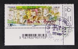 France 2021 - Pont-en-Royans -Isère - Oblitéré - Used Stamps