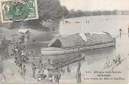 A/78        Afrique        Guinée Française      Les Bords Du Milo à Kankan - French Guinea