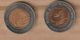 ANDORRA 12 Diners - (1988 Summer Olympics) 1985 Bimetallic • 15 G • ⌀ 32 Mm KM# 28 - Andorra