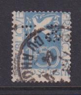 Perforé/perfin/lochung France 1934 No 294 SF Savon Frères - Perforés