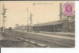 LANDEN  Interieur De La Gare 1927 - Autres