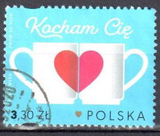Poland  2020 - Love - Mi.5186 - Used - Gebruikt