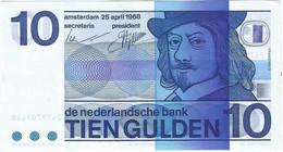 Países Bajos - Netherlands 10 Gulden 25-4-1968 Pk 91b UNC Ref 3920-1 - 10 Gulden