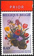 NB - [154377]TB//**/Mnh-Belgique 2003 - N° 3166, Floralies De Liège, Prior En Haut Où En Bas, Fleurs Diverses - Unused Stamps