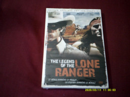 THE LEGEND OF THE LONE RANGER - Western/ Cowboy