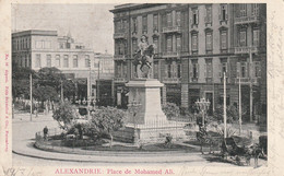 égypte Alexandrie Place Mohamed Ali - Alejandría