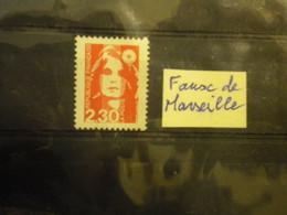 1989 N° 2614 FAUX DE MARSEILLE  NEUF** VOIR SCAN - Unused Stamps