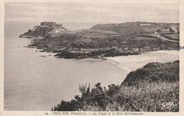 Trez Hir La Plage Et Le Fort Bertheaume - Altri Comuni