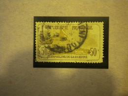 1917/18 ORPHELINS DE LA GUERRE N° 153 VOIR SCAN - Used Stamps