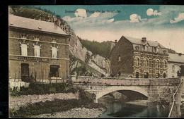 JEMELLE: Pont De La Wamme (colorisé)  Carte Neuve - Rochefort