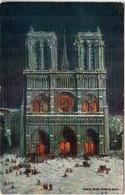 31ksf 1427 CPA - PARIS - NOTRE DAME - Notre-Dame De Paris